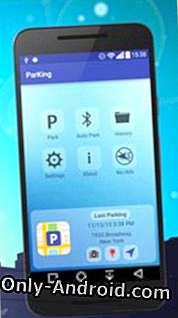 ParKing Reminder:コンピュータで私の車のAPKを見つける